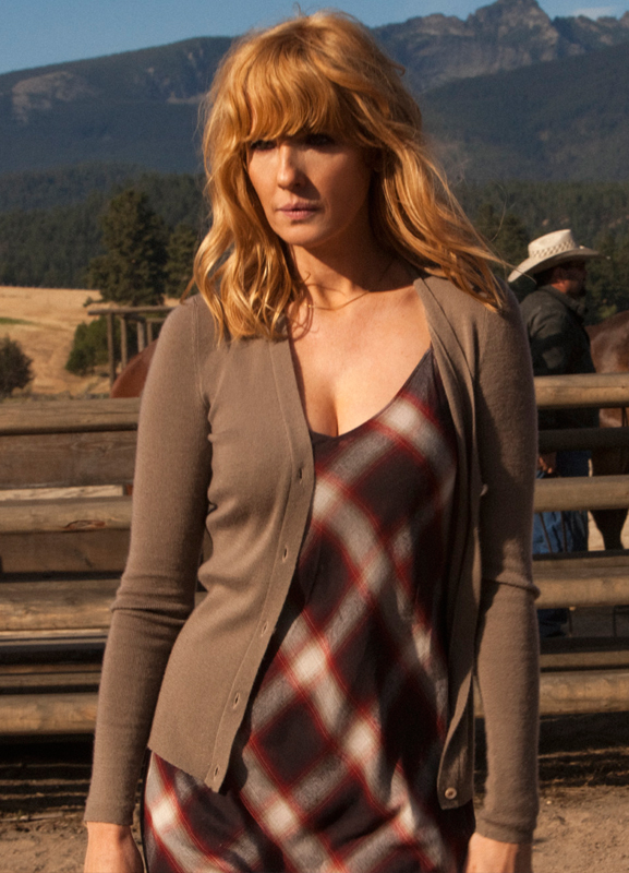 beth dutton yellowstone kelly reilly sweater