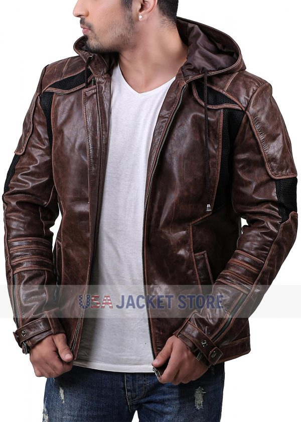 gavin reed detroit become human leather jacket