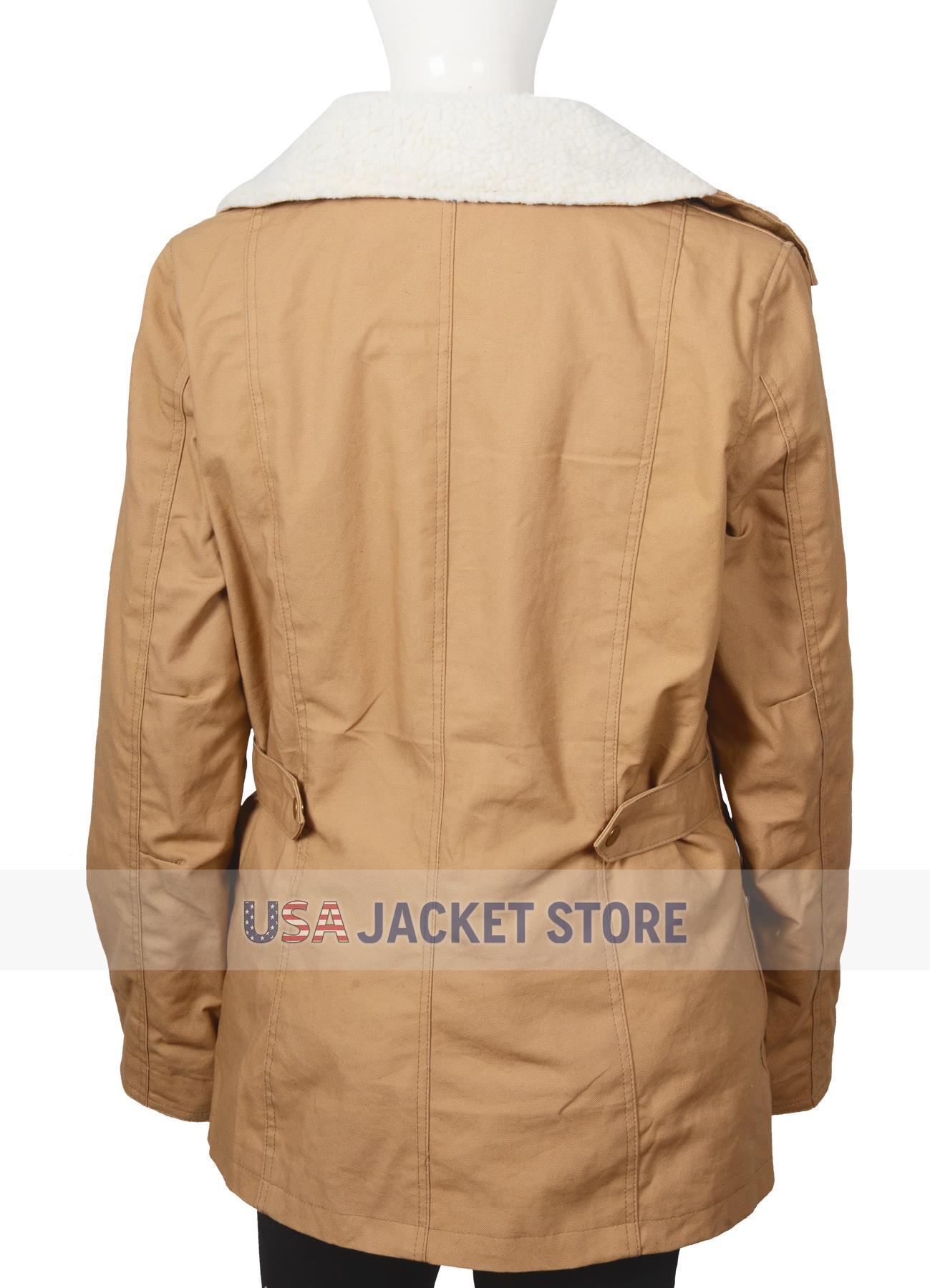 Monica Dutton Cotton Jacket