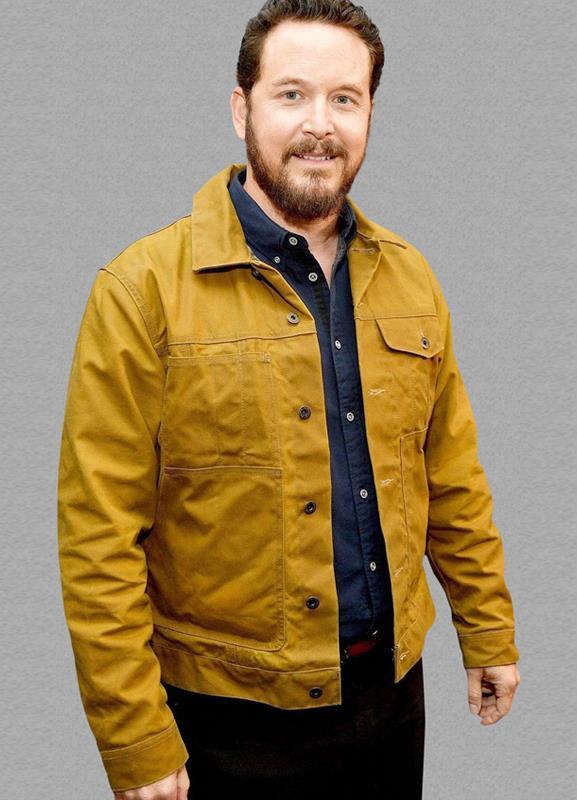 rip wheeler yellowstone cole hauser event jacket