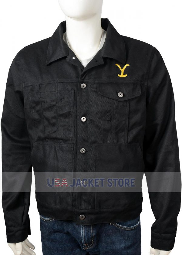 rip wheeler yellowstone cole hauser jacket