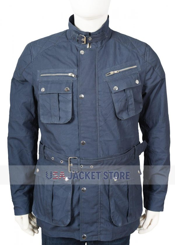 Common John Wick Chapter 2 Cassian Fabric Jacket