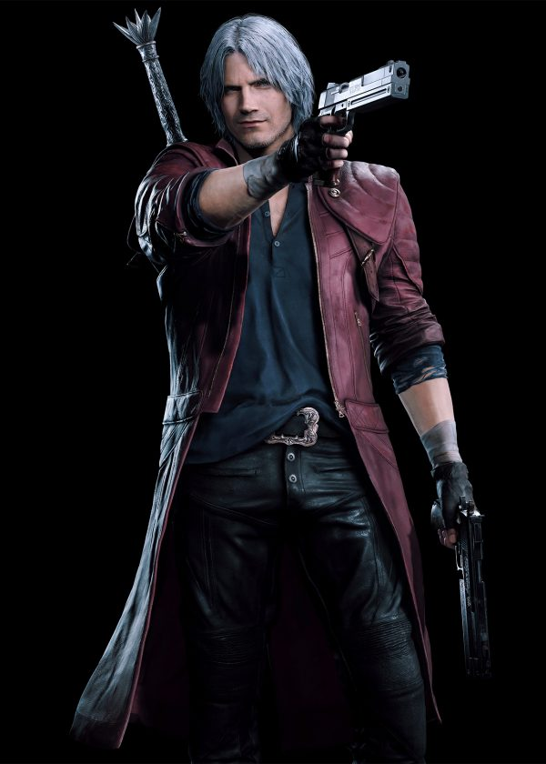 Devil May Cry 5 Limited Edition Leather Coat