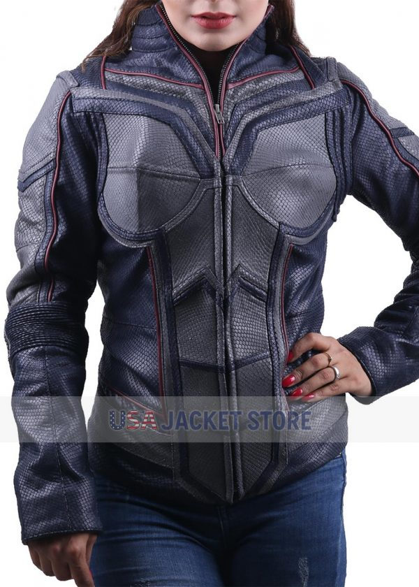 Evangeline Lilly Ant Man And The Wasp Hope Pym Jacket